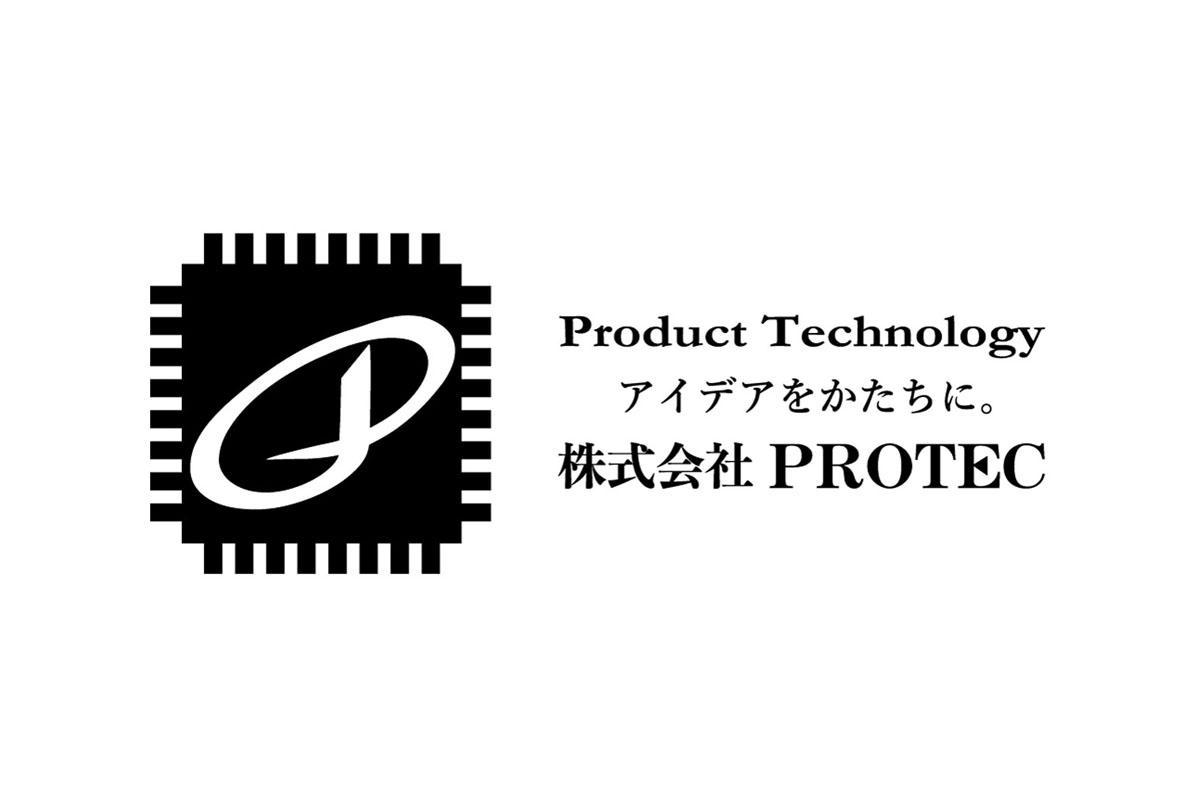 株式会社PROTEC様ロゴ